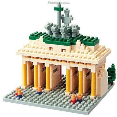 Nanoblock Brandenburger Tor Toys Online Brandenburg Gate Lego Mindstorms