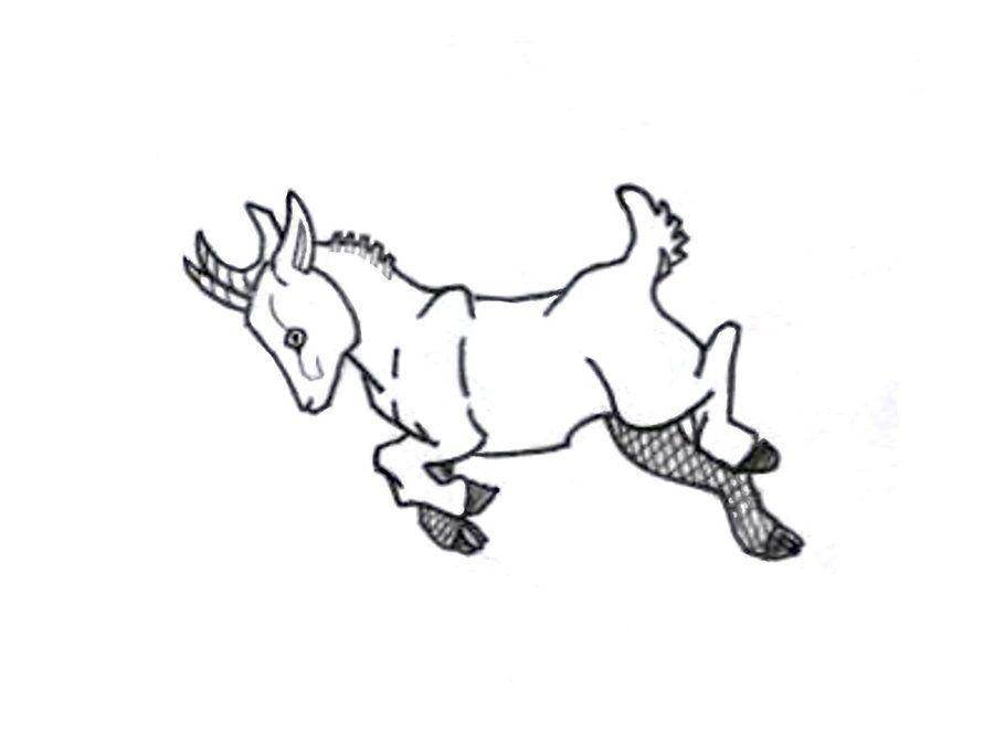 Baby Goat Tattoo D Tattoo Goat Animal Tattoos Tattoos For Kids