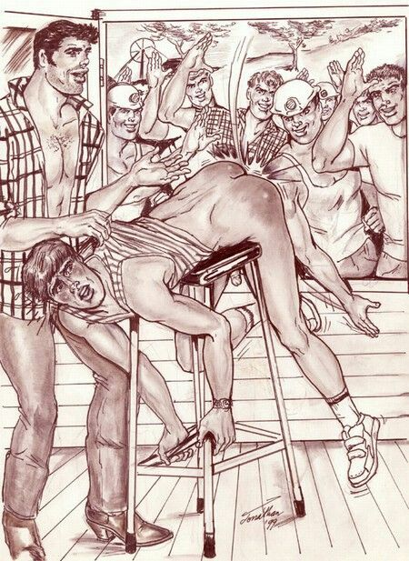 from Samson gay comics mcguire