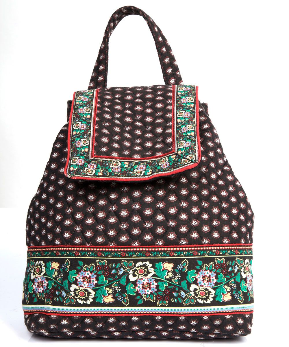 A Vera Bradley-like graphite quilted back pack, but not Vera ... : quilted bags like vera bradley - Adamdwight.com