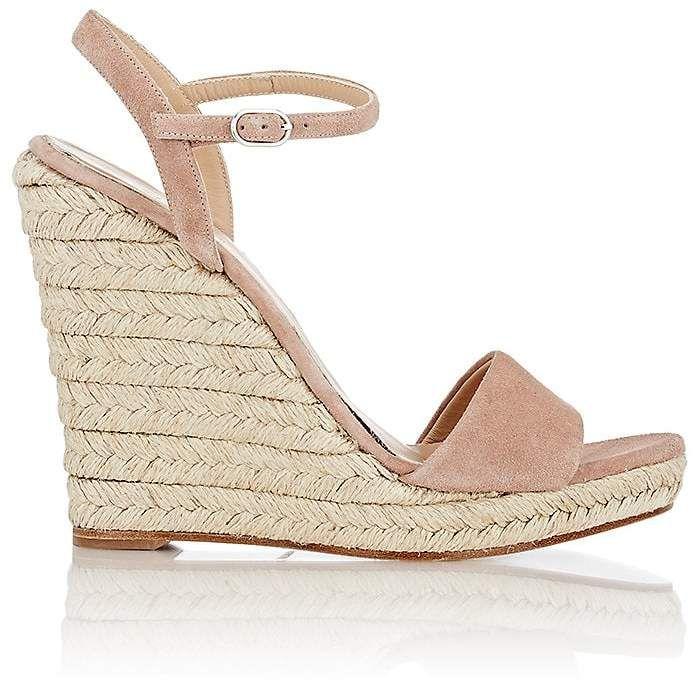 4d359e9a0 Barneys New York Women s Fania Platform Wedge Sandals  platformwedgesandals barneys newyork summer shopstyle platformsandals