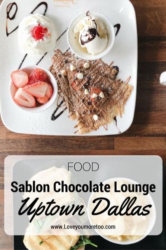 Sablon Chocolate Lounge Food Easy Snacks Best Sweets