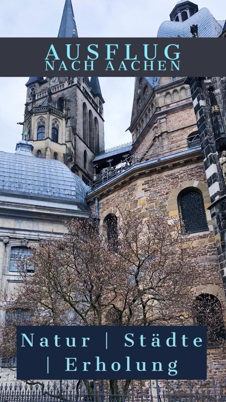 Aachen ist bekannt als Krönungsstadt zu Zeiten Karl des Großen. Wusstet ihr aber auch was es auf dem Lousberg zu entdecken gibt? Kommt mit uns lass euch mitreißen!