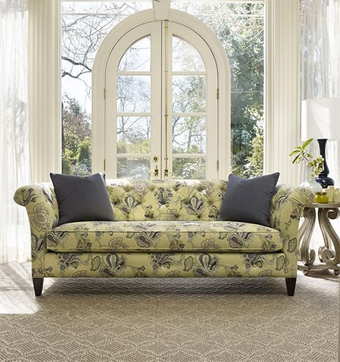 A Huge Trend Right Now Is Patterned Sofas We Love This Mia