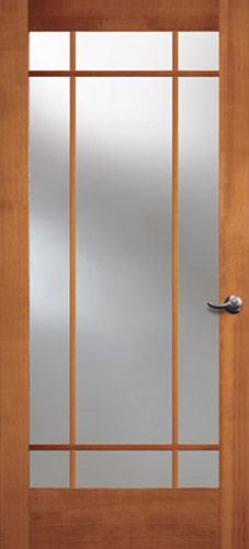 New Doors from Simpson | Browse Door Types and Styles | 7267 WARING ...