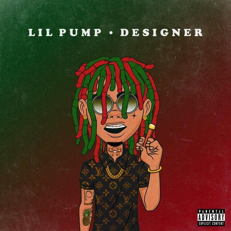 Lil Pump Lil Pump Cartoon Pumps
