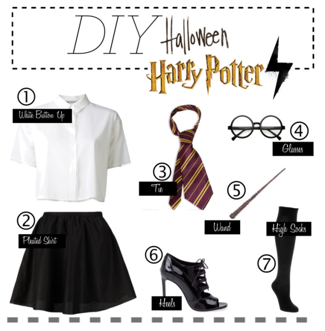 20 Most Popular DIY Halloween Costumes of 2014, Ranked