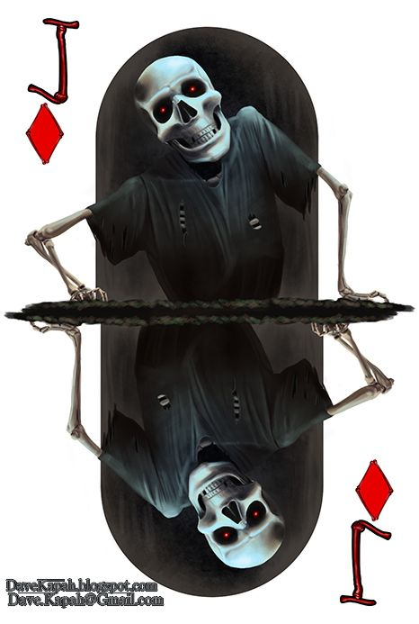 Pin De Odon Elorza Brauer En Playing Cards Bocetos Joker
