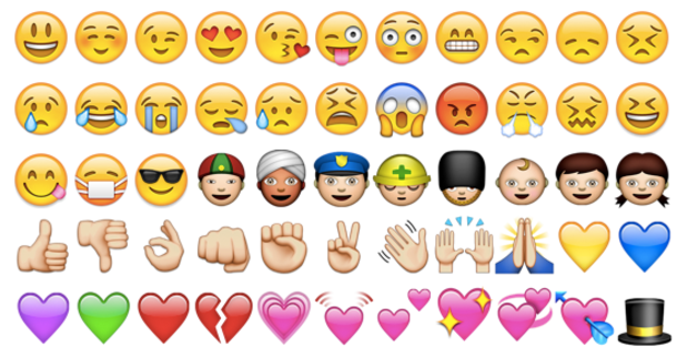 How To Use Emoji Anywhere With Twitter S Open Source Library Readwrite Emoji List Facebook Emoticons Emoji