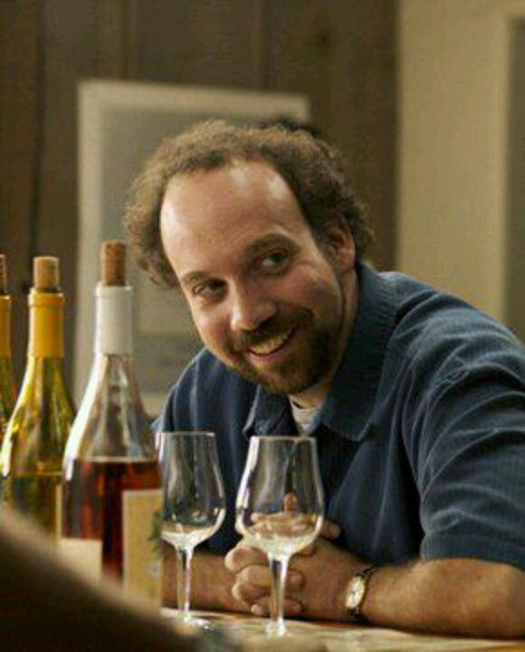 Image result for paul giamatti sideways I don't want to drink any