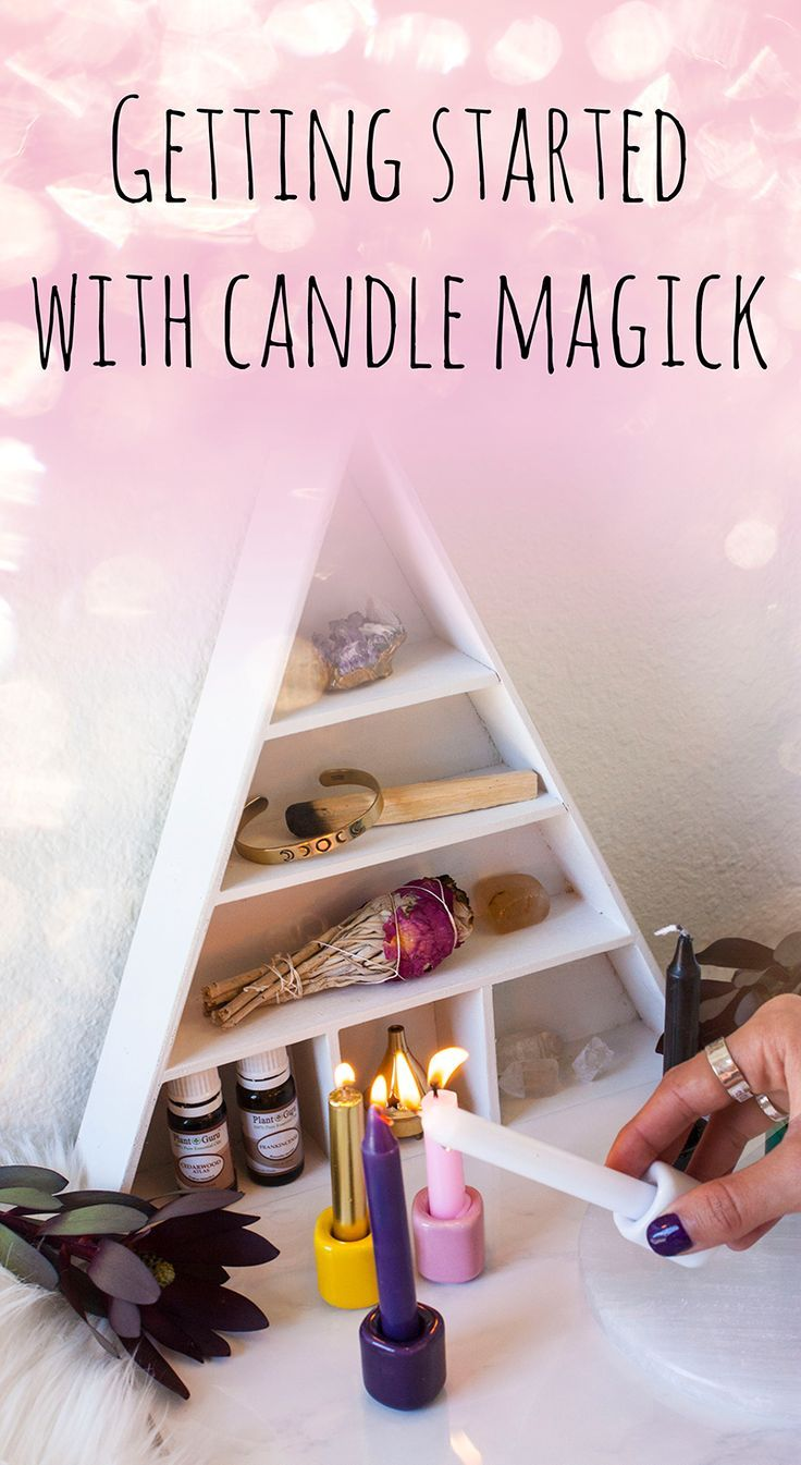 Getting Started with Candle Magick #candlemagick