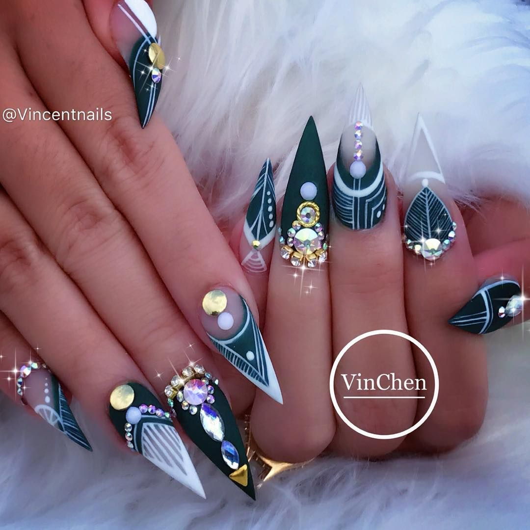VinChen Tran (@vincentnails) On Instagram