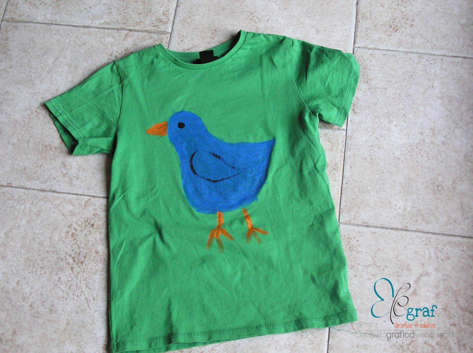 Bambini Dipinti ~ Come dipingere le magliette con i bambini i miei lavori pinterest