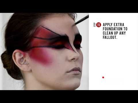 Black Widow Inspired Halloween Makeup Tutorial: Professional makeup artist Karla Ticas shows us how to get a wicked Black Widow inspired look in Fashion Club's latest expert Halloween makeup tutorial! For more beauty tips and trends:... 29 Oct 2014 - 5 months ago Category: How-to & Style Rating: 5.0 (6) 6 likes 848 views 4:04 - please click to watch