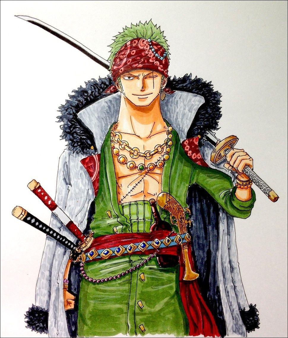 Roronoa Zoro One Piece One Piece Pinterest Roronoa