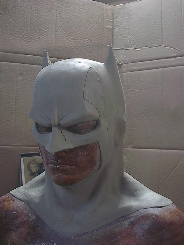 Unique Batman Vs Superman Bedroom Ideas That Rock: Wizard Magazine's Ultimate Batman Cowl Pics..
