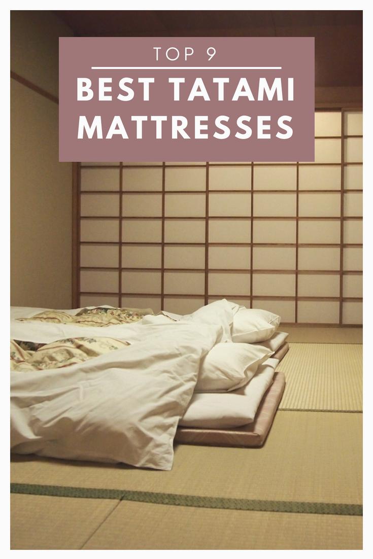 Top 9 Best Tatami Mattresses — ANIME Impulse ™ Japanese