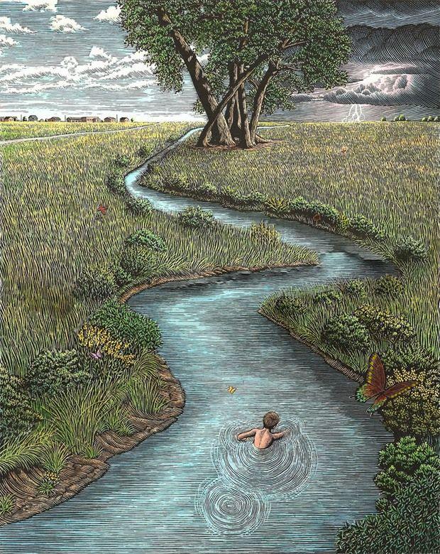 Journey & Destination by Douglas Smith