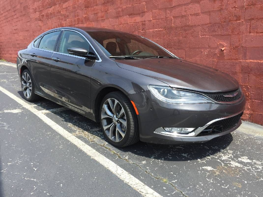 The 2016 chrysler 200 offers understated elegance and is loaded with state of the art technology and safety features http www postcrescent c