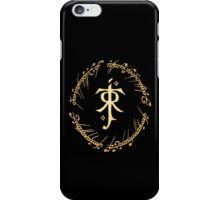J R R TOLKIEN MONOGRAM iphone case