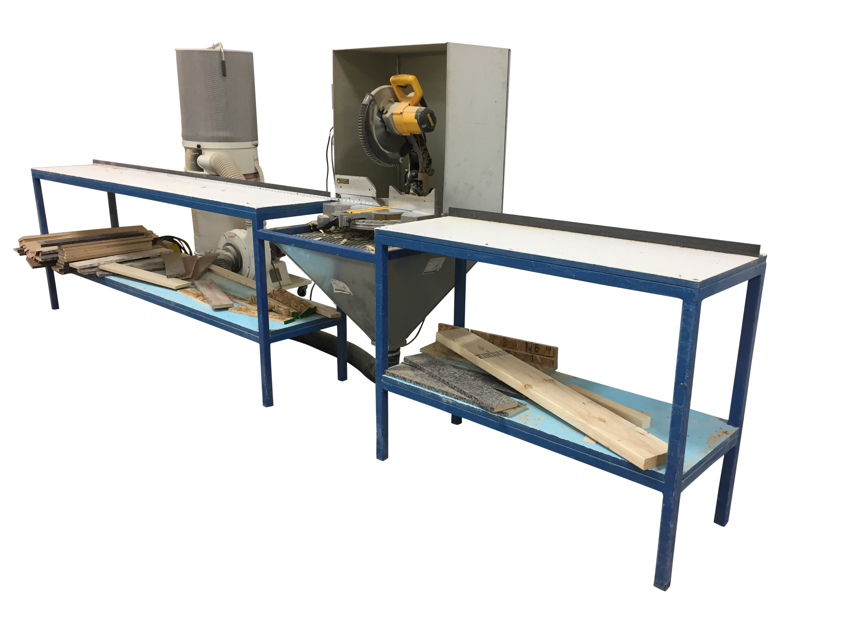 Manufacture fabrication saws