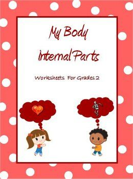 My body internal organs bones joints muscles worksheets for these worksheets on internal body parts of a human being are made for grade 2 ccuart Gallery