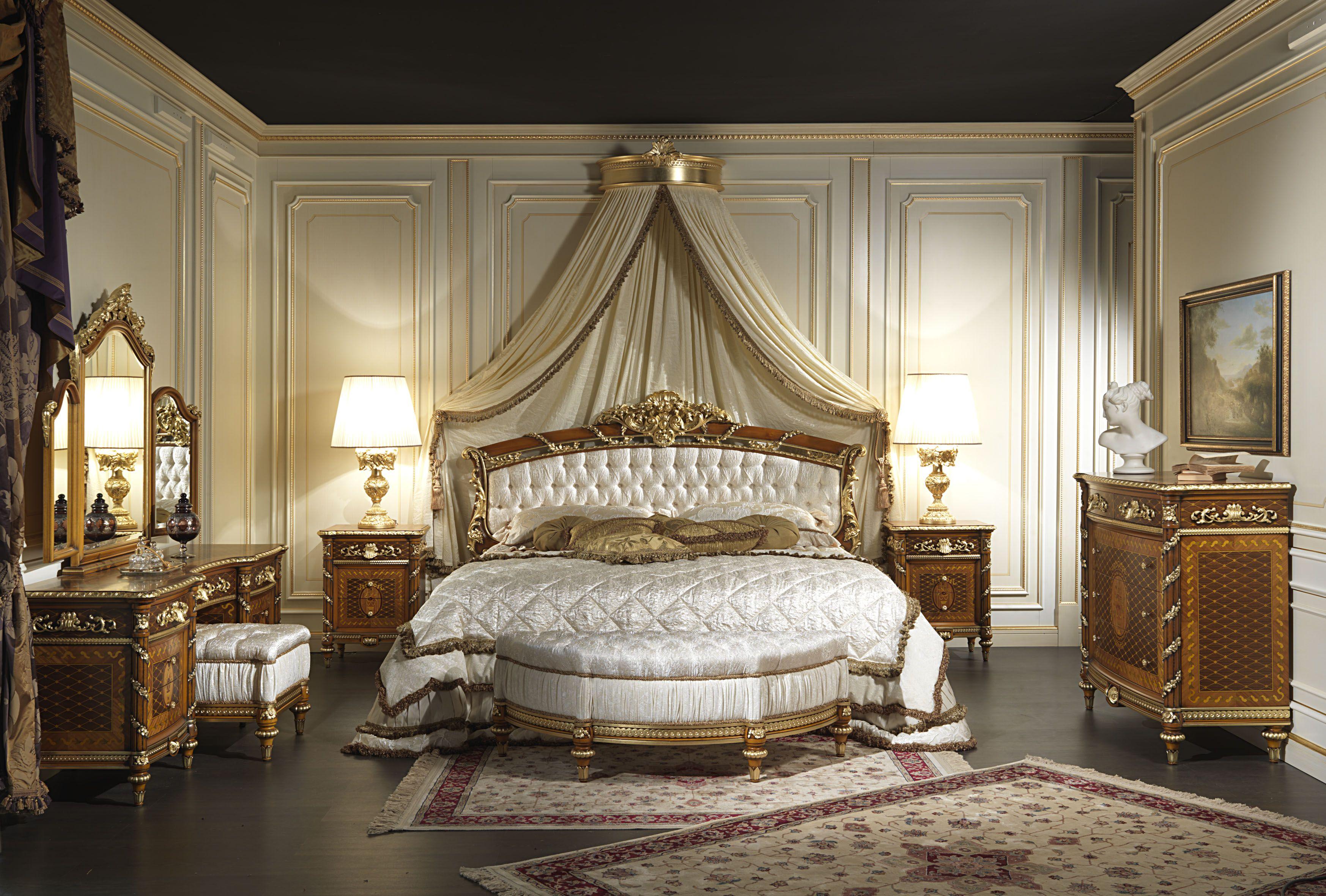 Vimercati Mobili Classici Classic Bedroom Luxury Furniture Classic Bedroom Design