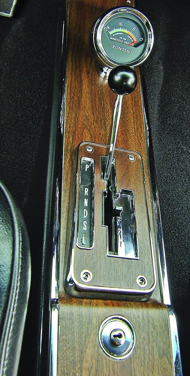 1967 Pontiac Vacuum Diagram