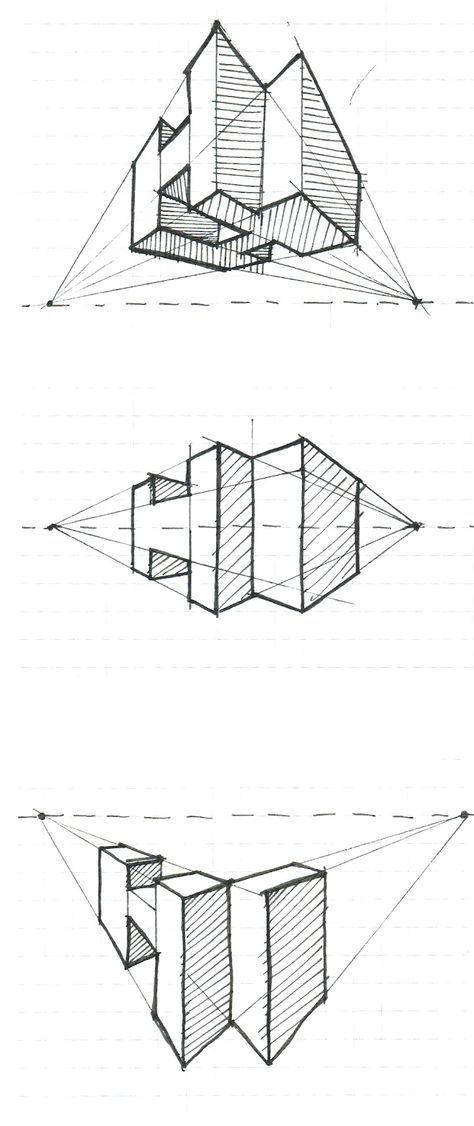 pin von zil mendon a auf perspective in 2018 pinterest perspektive textur und bungen. Black Bedroom Furniture Sets. Home Design Ideas