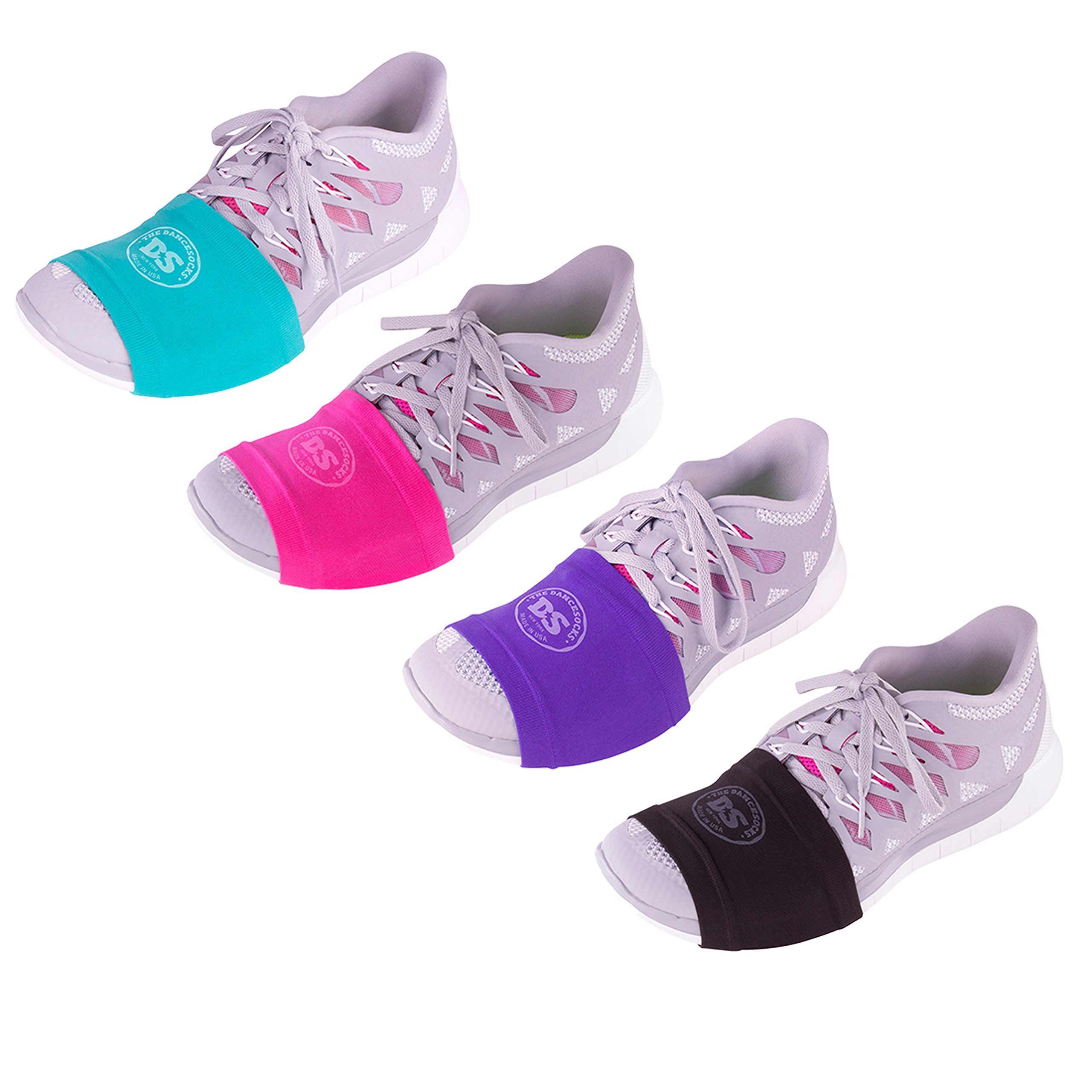 Zumba shoes, Dance socks