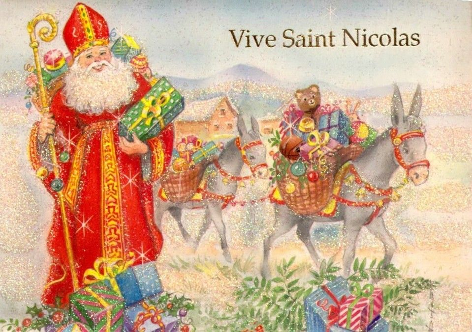 Saint Nicolas Lot 1474 Numero D Objet 355020922 Saint