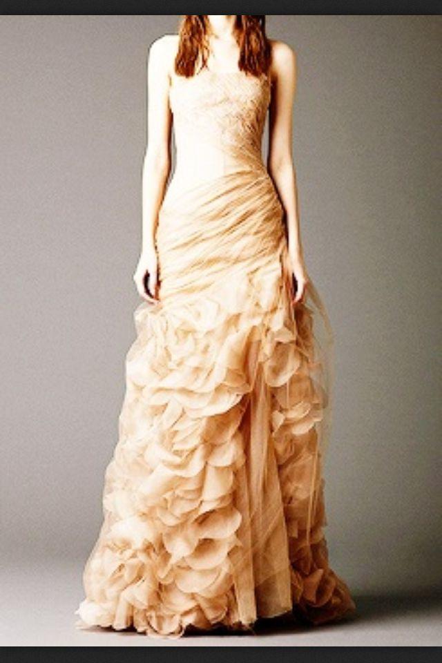 Vera Wang Fall Winter Bridal Collection 2012