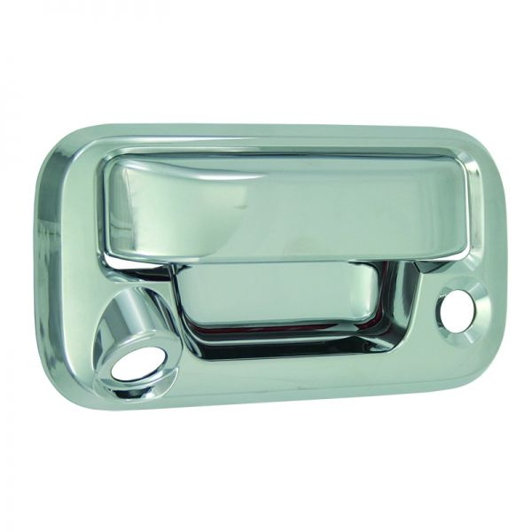 Ccitgh65511 Tailgate Handle Cover W Camera 2008 2014 Ford F150 2008 2012 Superduty 2014 Ford F150 Tailgate Chrome Plating