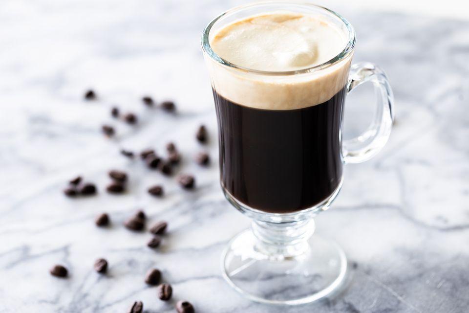 Photo of Treat Yourself to an Authentic Irish Coffee Tonight