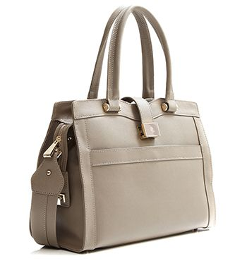 David Lawrence Bags Gwen Etched Leather Tote