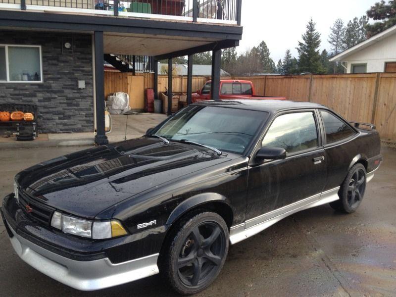 1989 Chevy Cavalier Z24 Chevrolet Cavalier Gm Car Chevrolet