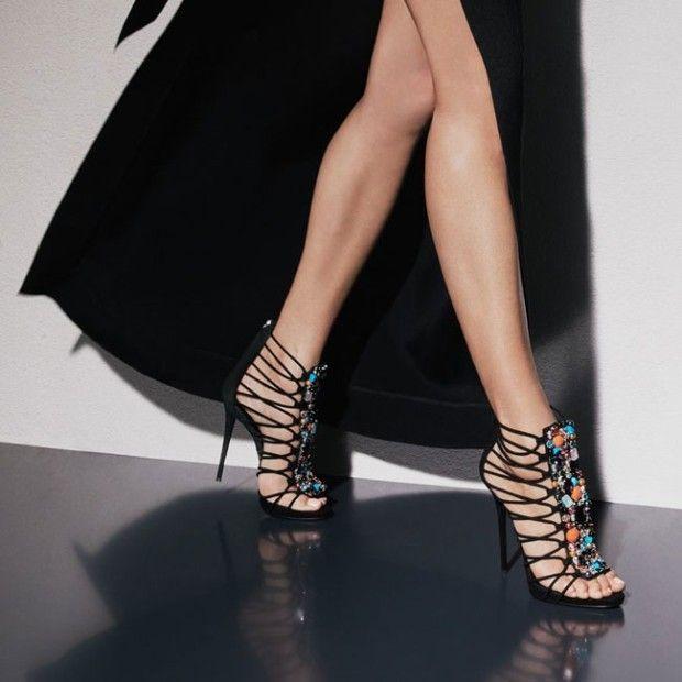 Резултат со слика за women shoes zanotti 2019