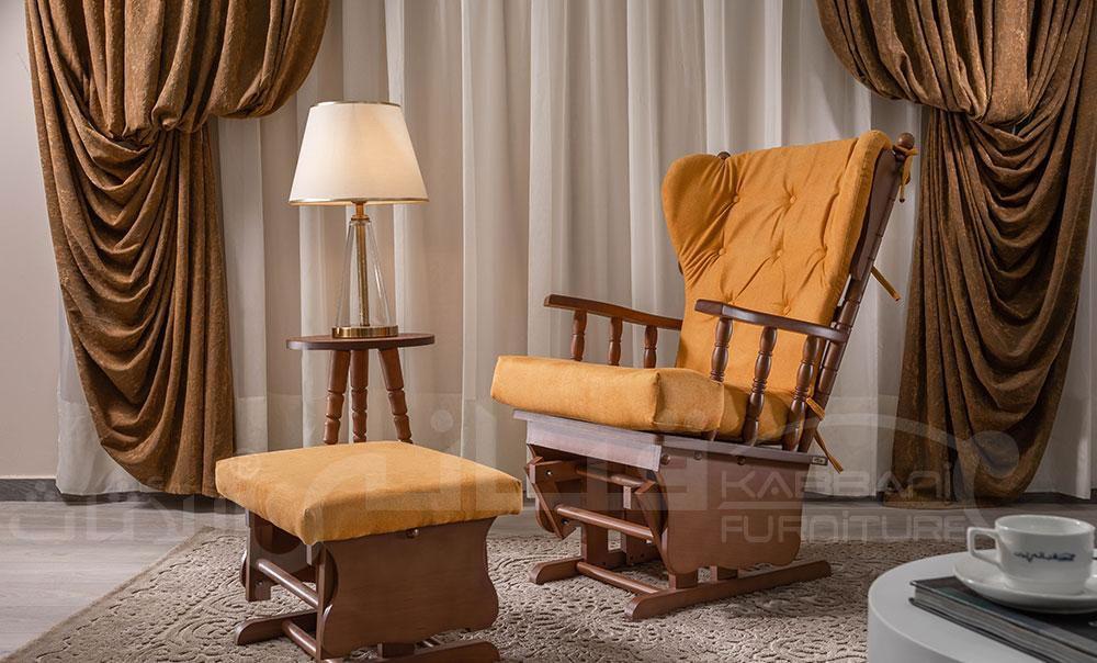 كرسي هزاز 504 جوزي Home Decor Furniture Chair