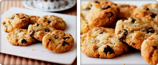 Oatmeal And Raisin Cookies With Condensed Milk How To Use Up A Half Tin Of Condensed Milk When You Ve Made Fudge With The Rest Car Oat Raisin Cookies Raisin Cookies Cookies