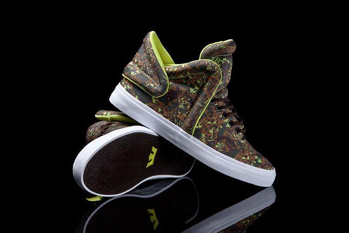 Camo Falcon. Camo Falcon Supra Footwear ... 2f8ac61a0e7a