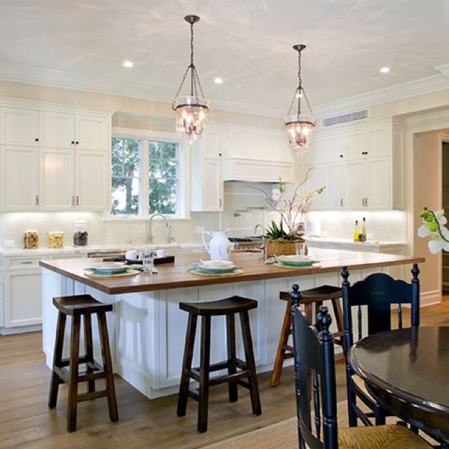 Kitchen Remodel With Dining Room Addition: Good Tri Level Kitchen Design