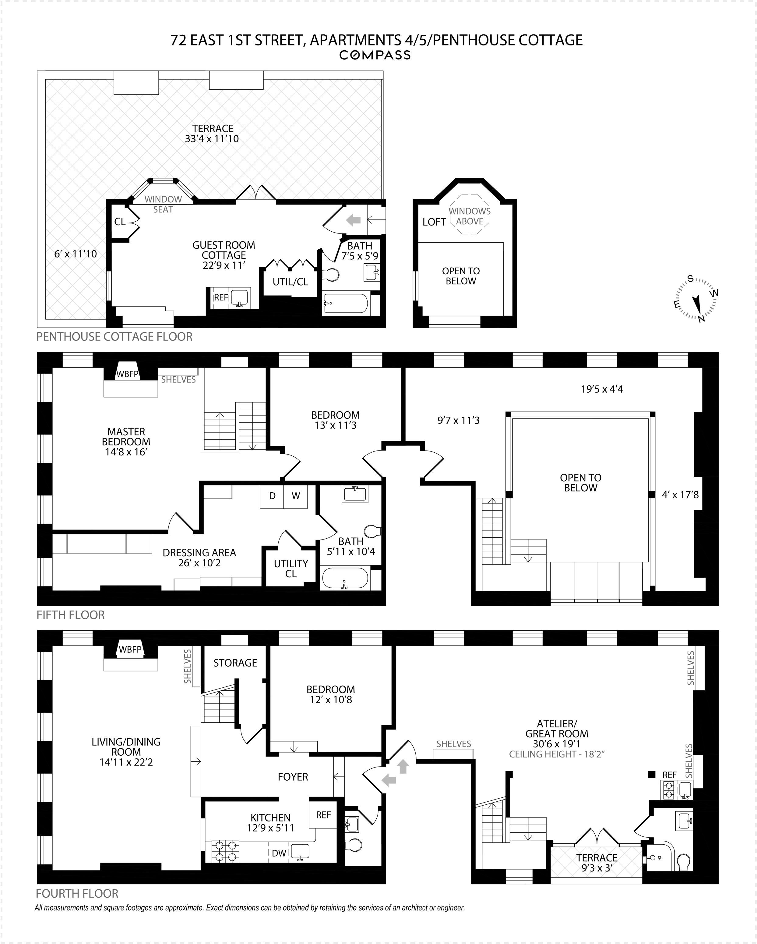 Pin By Susan Padilla On House Plans Apartment Floor Plans Nantucket Cottage Nyc Rooftop