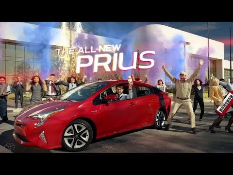 Toyota Super Bowl Commercial 2016 Prius You