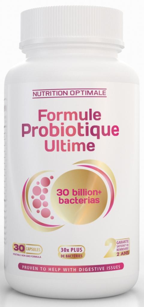 5 bouteilles Formule Probiotique Ultime   Lieux à visiter