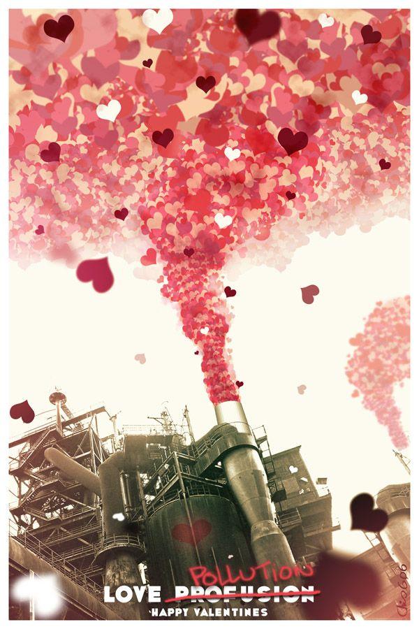 20 Unique Poster Ideas For Anti Valentine S Day Dreamy Style