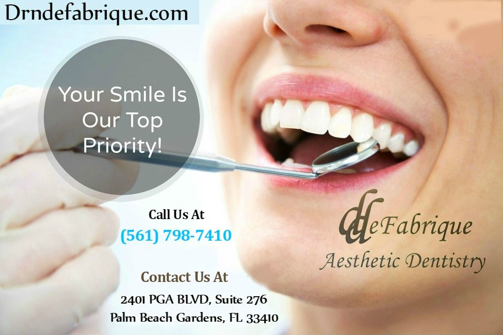 Natural Smile Dentist in Palm Beach Gardens Aesthetic