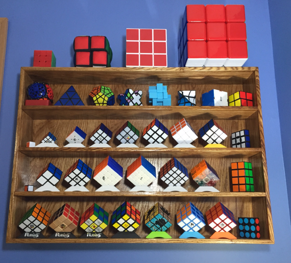 Rubik S Cube Display Case Rubix Cube Rubiks Cube Cube