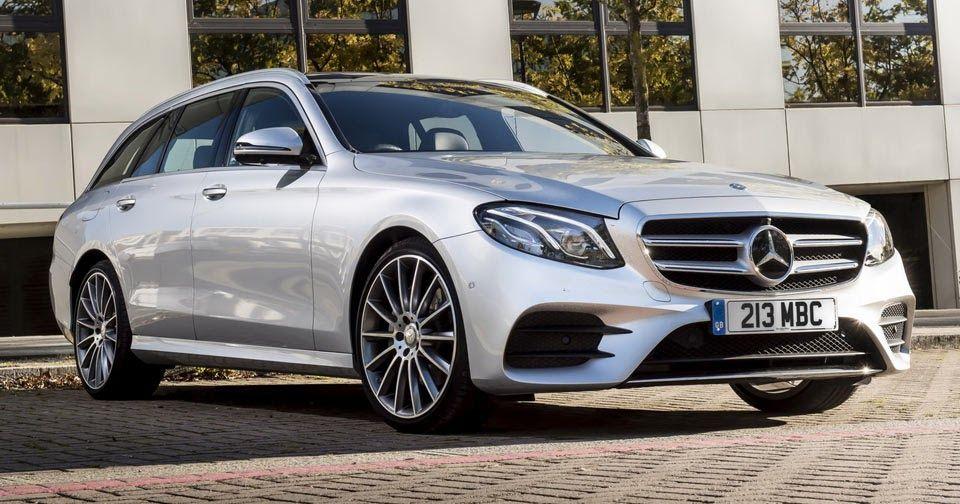 Mercedes-Benz Launches New E220d 4Matic Wagon & Sedan In The UK #Mercedes #Mercedes_E_Class