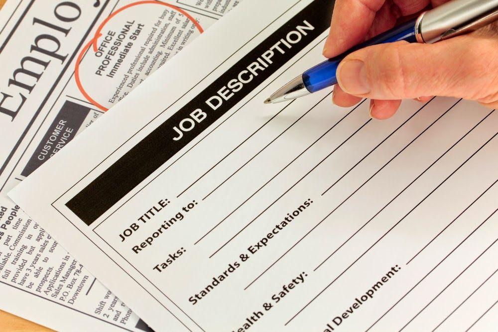 apt for the job profile Career Guidance Pinterest - staff accountant job description