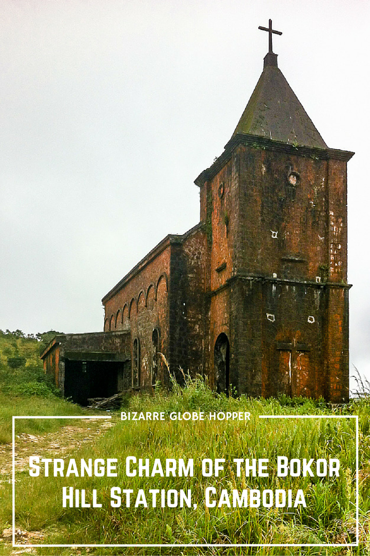 Do you like old buildings and their (ghostly) stories? If so, you will love the Bokor Hill Station in #Cambodia! Take a deep breath, sit back, and dwell into the fascinating history of this haunted hill.
